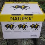 Pollinating bumblebee hive